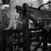 waiting for confession, the notre dame de paris