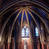 sainte-chapelle ceiling