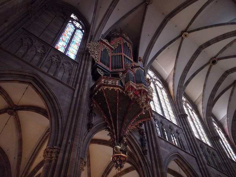 organ recital, strasbourg cathedral
