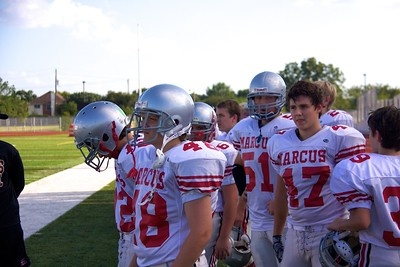 Freshman silver vs Plano 227