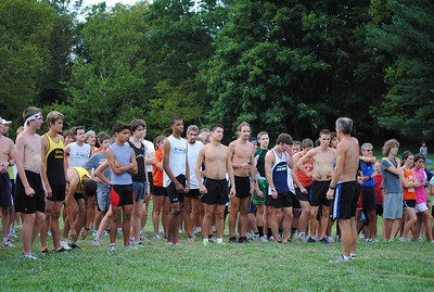 Friday XC Oakland Mills Aug 13