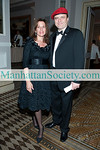 NEW YORK-JUNE 10: Mary Sliwa, Curtis Sliwa attend GUARDIAN ANGELS 31st Annual Gala on Thursday, June 10, 2010 at The Pierre Hotel, Fifth Avenue at 61st Street, New York City, NY(PHOTO CREDIT: ©Manhattan Society.com 2010 by Christopher London)