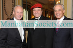 NEW YORK-JUNE 10: Paul Carlucci, Curtis Sliwa, Howard Adler attend  GUARDIAN ANGELS 31st Annual Gala on Thursday, June 10, 2010 at The Pierre Hotel, Fifth Avenue at 61st Street, New York City, NY(PHOTO CREDIT: ©Manhattan Society.com 2010 by Christopher London)