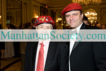 NEW YORK-JUNE 10: Chester Sliwa, Curtis Sliwa attend GUARDIAN ANGELS 31st Annual Gala on Thursday, June 10, 2010 at The Pierre Hotel, Fifth Avenue at 61st Street, New York City, NY(PHOTO CREDIT: ©Manhattan Society.com 2010 by Christopher London)