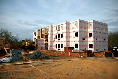 "03-17-2010: Contruction on Apartment ""I"""