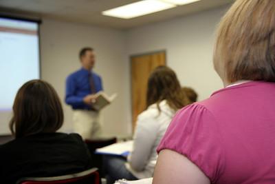 Religious Studies Classroom