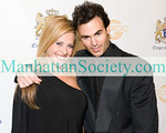 Dina Manzo,  Master of Ceremonies Chance Spiessbach