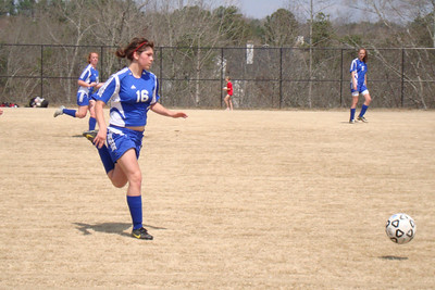 Girls_JV_Blue vs Flowery Branch
