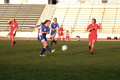 Girls_JV_Blue vs North Oconee