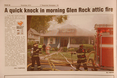 1st Responder Newspaper - November 2010