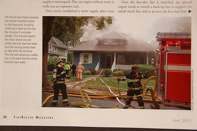Fire Rescue Magazine - June 2011