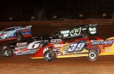 39 Tim McCreadie, 6 Steve Shaver, 44 Chris Madden and 17T Tim Dohm