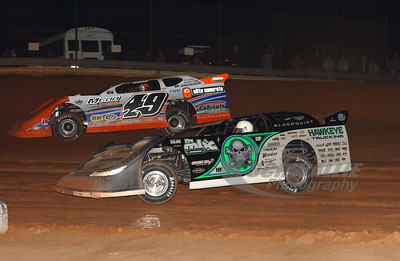 0 Scott Bloomquist and 49 Jonathan Davenport