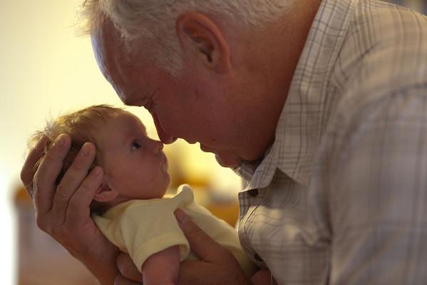 Grandpa Bill and Darlene