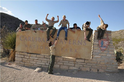 2010 Guadalupe Mountains Trip