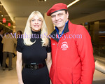 NEW YORK-NOVEMBER 17: Margo Catsimatidis, Curtis Sliwa attend The Guardian Angels Season of Appreciation Cocktail Party Hosted by Curtis & Mary Sliwa on Tuesday, November 17, 2010 at at APELLA Event Space at the Alexandria Center, 450 East 29th Street, 2nd Floor, New York City, NY (PHOTO CREDIT: ©Manhattan Society.com 2010 by Christopher London)
