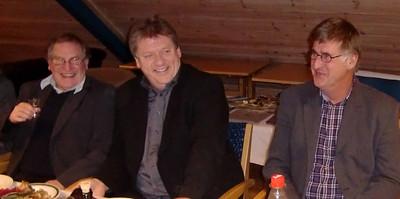 Øystein og Rune. Sett av første fredag i desember 2011 allerede nå!