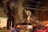 Hackensack 1-10-10 : Hackensack 2nd alarm at 448 W. Lookout Ave. on 1-10-10.