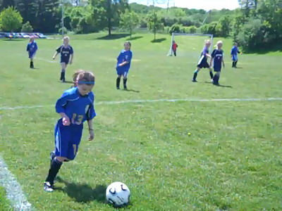 Hailey Soccer 2010 Videos