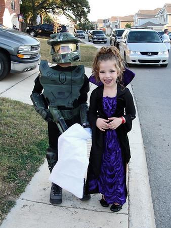 Oct 2010 - Halloween