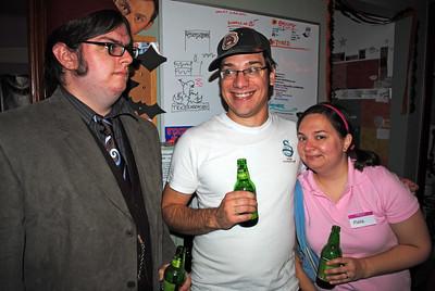 Jake, Brian & Alana