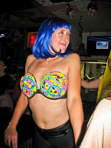 Katy Perry got way hotter when Adrienne decided to impersonate her!