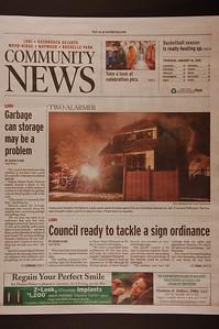 Community News - 1-14-10
