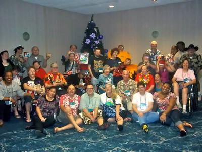 Hawaii - Christmas in Waikiki 2010