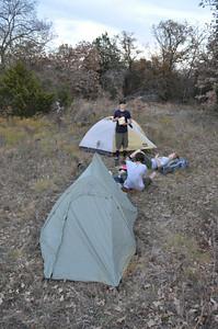 2010 Hiking at LBJ Grasslands