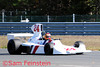 Owner Lee Brahin drives his Hesketh 308 on Lightning Raceway at NJMP.<br /> <br /> ©Sam Feinstein