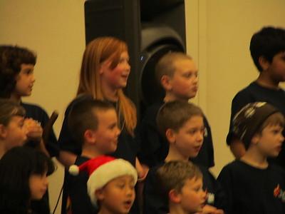 Concert at school