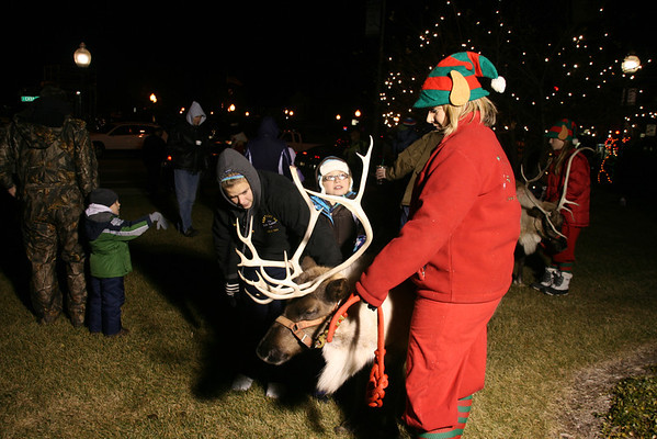 Holly Days Opening Ceremonies 2010