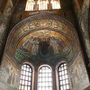 Ravenna, Italy - Basilica di San Vitale - The mosaics on the walls and ceiling are fabulous!