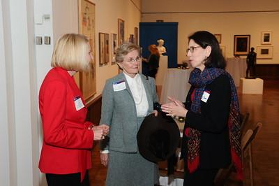 Arts Leadership Reception