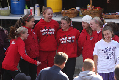 IHSA Sectional Meet at Lockport 10/30/10
