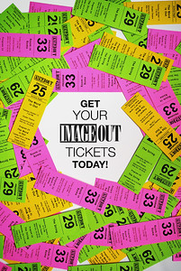ImageOut Tickets - Circle Pile