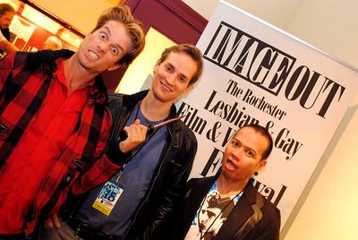 Jesse, Casper & Michael G