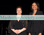 Inwood House Executive Director Linda Lausell Bryant M.S.W., Former Secretary of State Dr. Condoleezza Rice P.H.D.