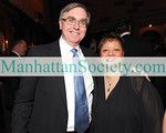 Gerald Pape, President of Inwood House, Inwood House Executive Director Linda Lausell Bryant M.S.W.