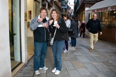 Best gelato in Venice!