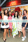 BRIDGEHAMPTON-JULY 31: Kimberly Guilfoyle, Gigi Stone, Susan Shin, Pooneh Mohazzabi, Countess LuAnn de Lesseps attend  JOGO BY POONEH Boutique Opening on Saturday, July 31, 2010 at JOGO BY POONEH Boutique, 2462 Main St. (Montauk Highway), Bridgehampton, NY (PHOTO CREDIT: ©Manhattan Society.com 2010 by Christopher London)