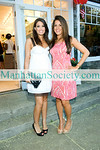 BRIDGEHAMPTON-JULY 31:News Babes Kimberly Guilfoyle and Gigi Stone attend JOGO BY POONEH Boutique Opening on Saturday, July 31, 2010 at JOGO BY POONEH Boutique, 2462 Main St. (Montauk Highway), Bridgehampton, NY (PHOTO CREDIT: ©Manhattan Society.com 2010 by Christopher London)