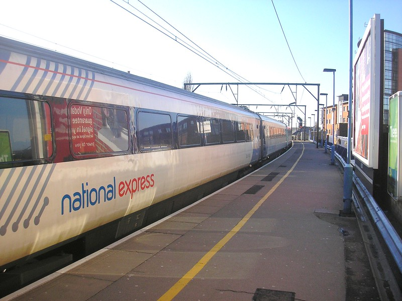 National Express East Anglia mark 3