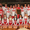 Champs: The Woodrow Wilson Warriors won the 8th grade championship in boys basketball Thursday evening.