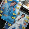 Borders detail: Publicity photographs of Bruce Borders performing as Elvis.