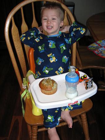 Zach's 2nd Birthday