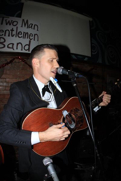 Two Man Gentleman Band | Jj's Bohemia | 031510