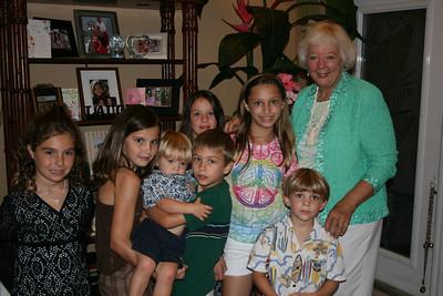 Joyce's 70th Birthday 4/10