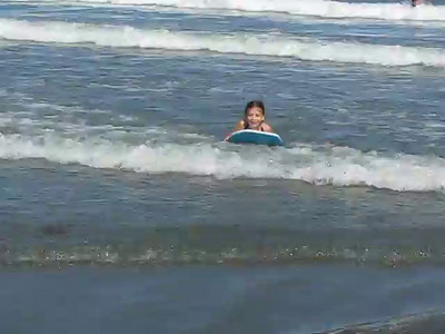 July 18 - Beach