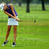 Top girl: Rachel Welker won the girl's division of the Junior City Golf match Thursday.